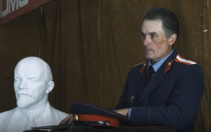 В Волгограде сняли фильм о милиционере Николае Скосыреве, погибшем при исполнении служебного долга