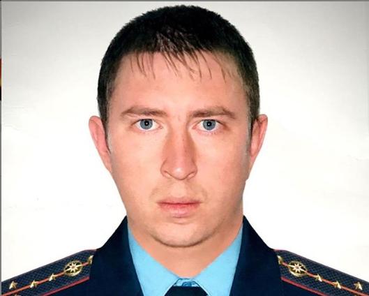 В Волгограде умер пострадавший на пожаре спасатель