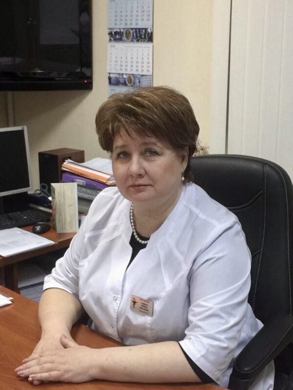 Скоропостижно скончалась главврач 3-й поликлиники Волгограда