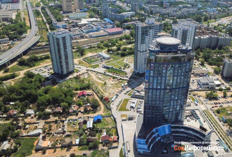 В Волгограде усилится ветер