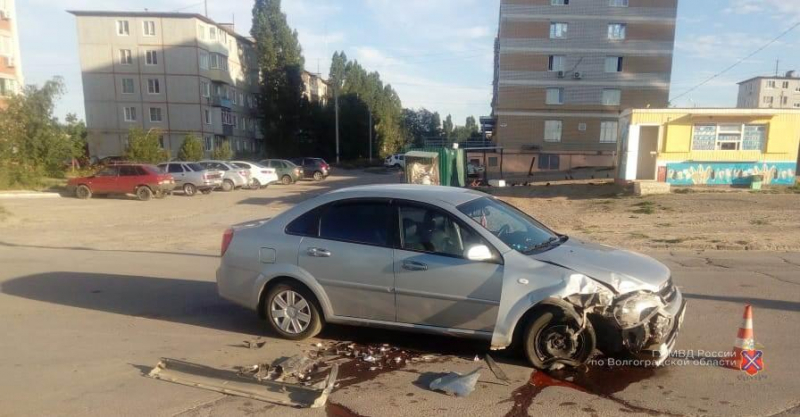 В жутких авариях на волгоградских дорогах пострадали пять человек