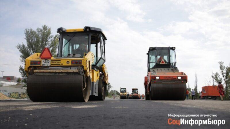 Стало известно, какие дороги в Волгограде восстановят в 2021 году