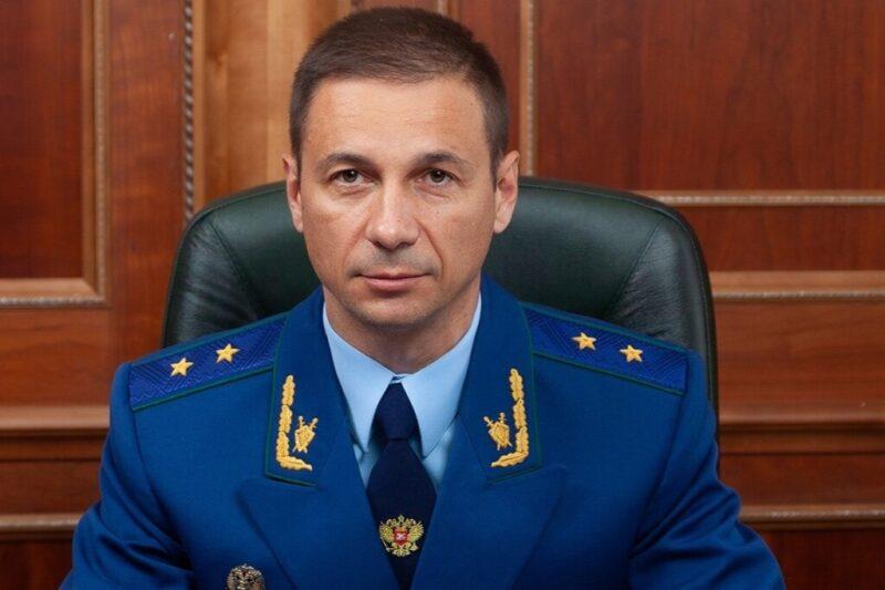 Новый прокурор официально вступил в должность в Волгоградской области