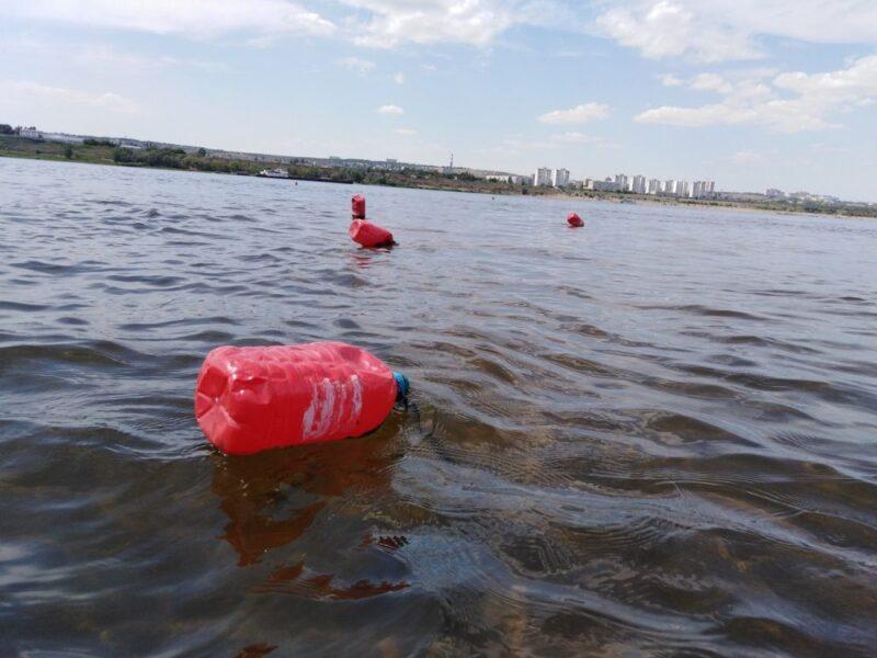 Еще один пляж на юге Волгограда готовится к открытию