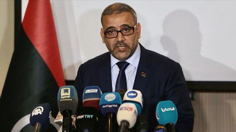 Главой Госсовета ПНС снова стал Аль-Мишри, связанный с похищением российских социологов