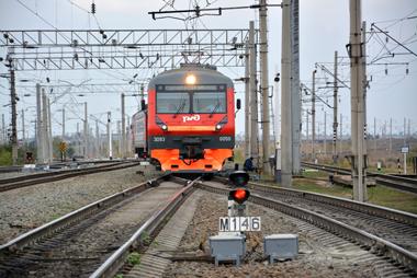 Еще один поезд отправится из Волжского в Ташкент