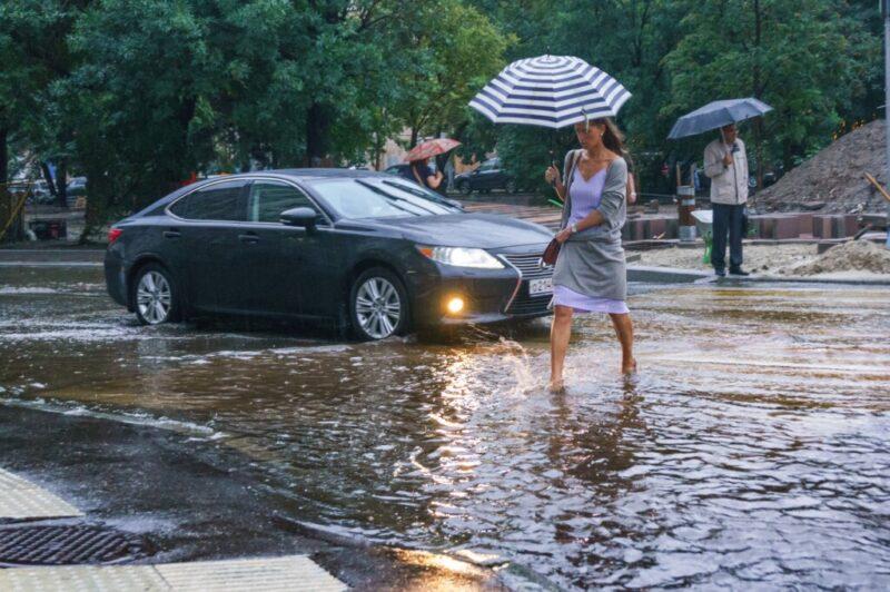 МЧС предупредило об ухудшении погодных условий в Волгоградской области