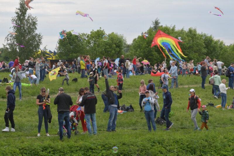 29 августа в Волжском состоится масштабный фестиваль воздушных змеев