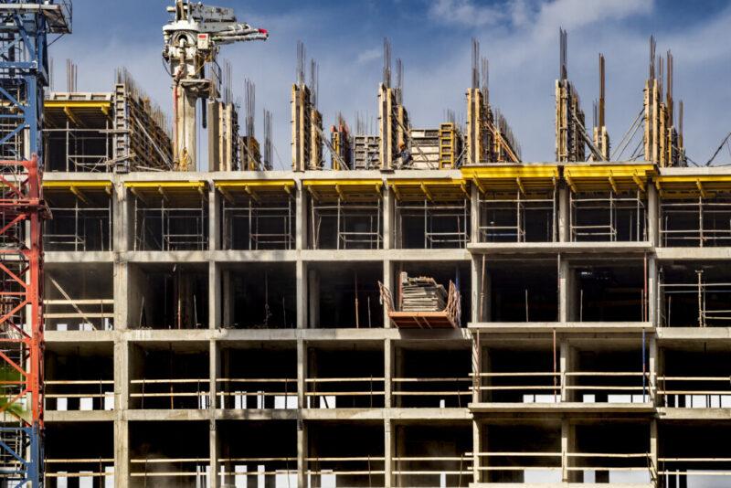 В Волгоградской области вырос объем жилищного строительства