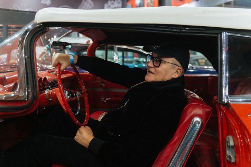 Свежеиспеченный пенсионер Дмитрий Дибров рассказал о размере своей пенсии