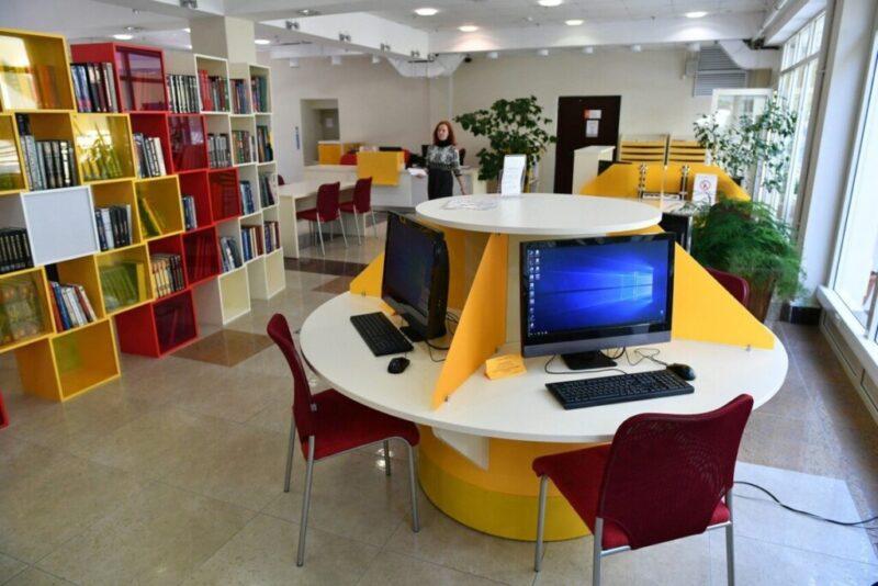 Библиотеку под Волгоградом модернизируют за 5 миллионов
