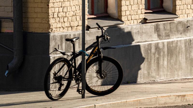 В Волгограде раскрыли кражу велосипеда