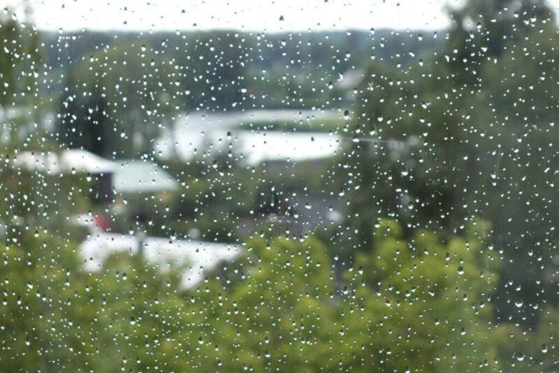На Волгоград обрушится дождь