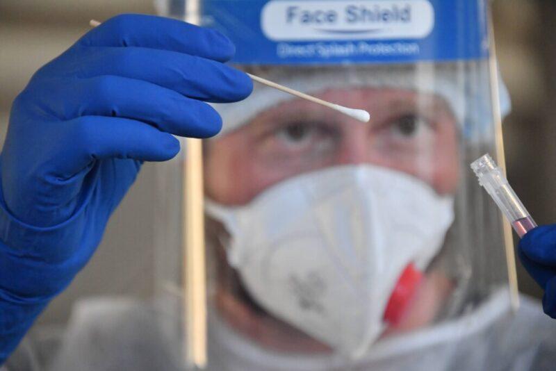 В Волгоградской области прибавилось коронавирусных больных