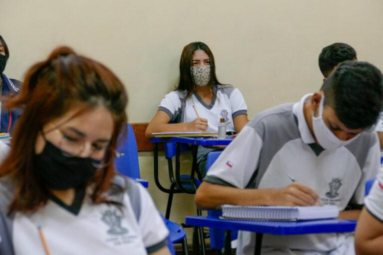 Волгоградские школы и вузы готовятся перевести в онлайн
