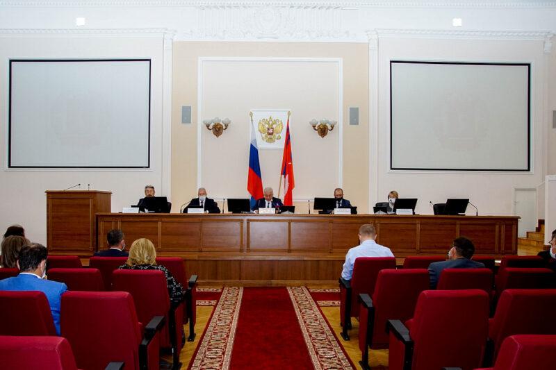 Из-за пандемии коронавируса в Волгоградской облДуме внесли поправки в бюджет