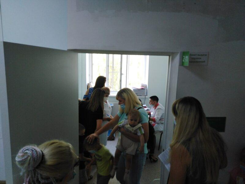 В Волгограде проигнорировали факты выдачи медицинских справок дошколятам без обследования
