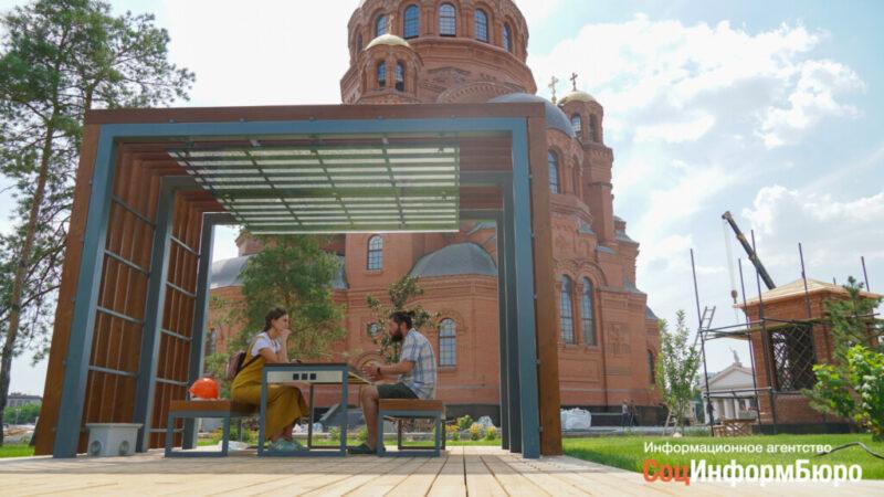 В Волгоградской области объявлен конкурс рисунков с изображением собора Александра Невского