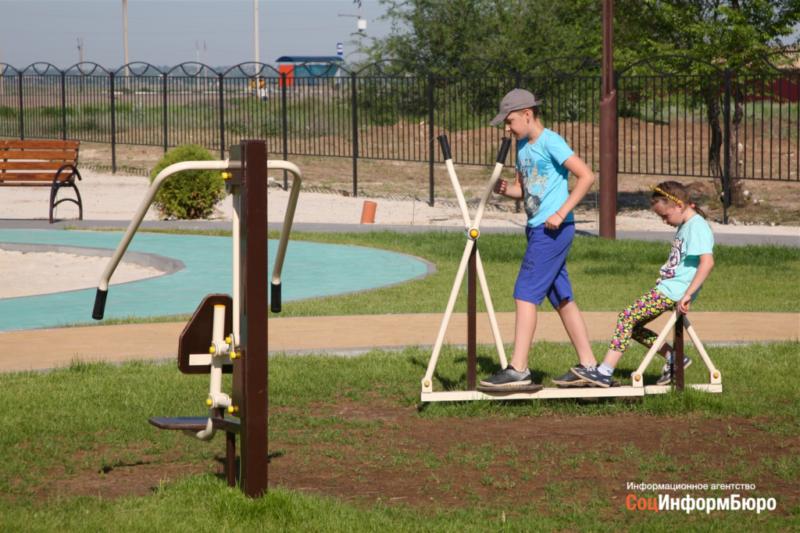 В Волгоградской области заработали детские лагеря