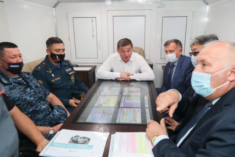 Андрей Бочаров обратился к волгоградцам