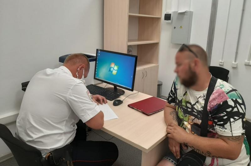 35-летний житель Ленинградской области ответит за бросок петарды на игре «Ротора» с «Зенитом»