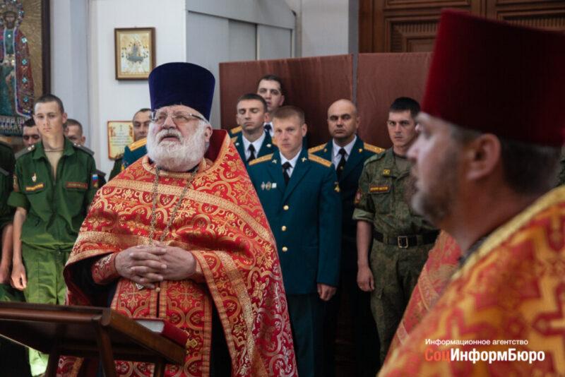 «Это не из-за министра». В Волгоградской Епархии прокомментировали смену настоятеля храма Всех Святых на Мамаевом кургане