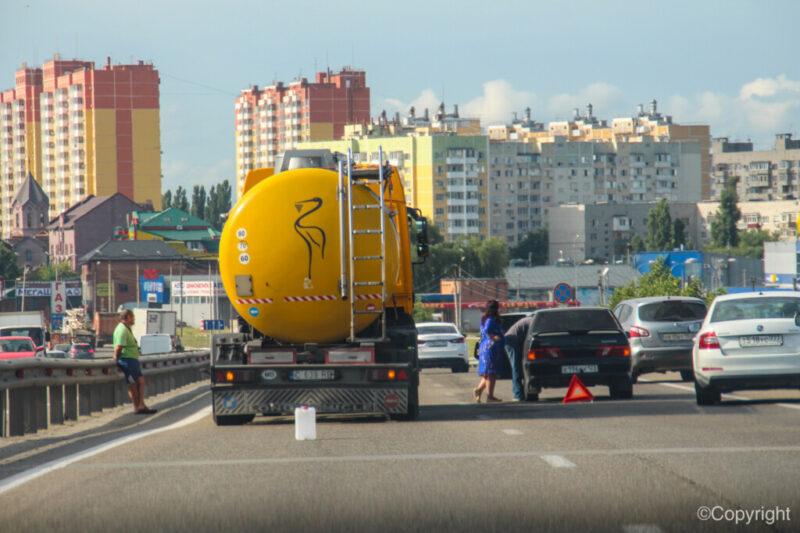 Прокуратура заявила о небезопасности волгоградских дорог