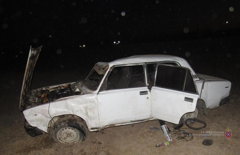 Нетрезвая волгоградка села за руль и погубила 35-летнюю женщину