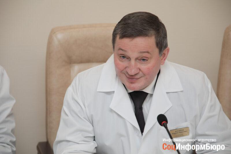 Андрей Бочаров ждет предложений, как ускорить вакцинацию и защитить волгоградцев от новых штаммов COVID-19