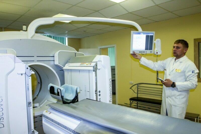 В Волгоградскую область завозят томографы