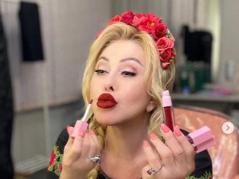 66-летняя Любовь Успенская поделилась своим «маленьким счастьем»