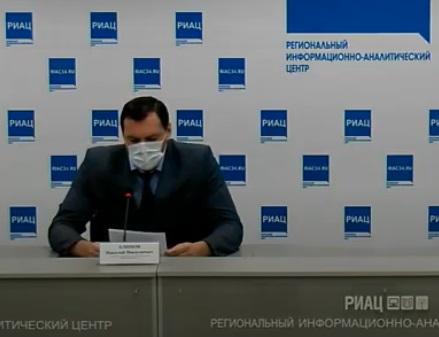 «Цифры высокие, ситуация напряженная»: Николай Алимов оценил эпидситуацию в Волгоградской области
