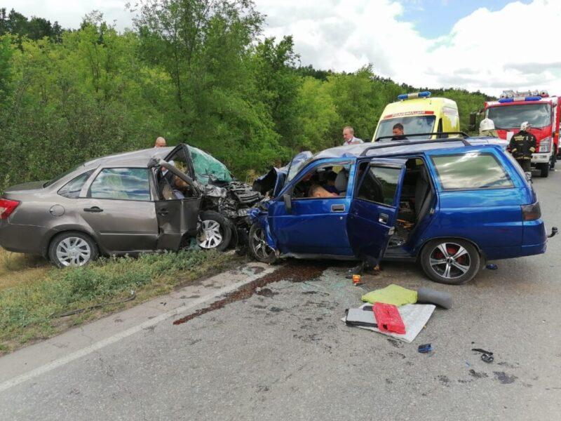 4 смерти и малыш в тяжелом состоянии: ДТП в Михайловском районе Волгоградской области