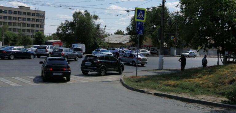 Из-за взрыва на заправке в Тракторозаводском районе Волгограда ограничено движение