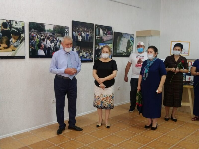Выставка «Помнить, чтобы жить» / СоцИнформБюро