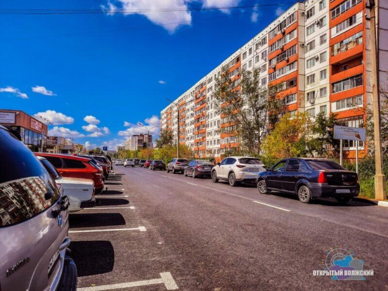 Одну из улиц Волжского сделали односторонней