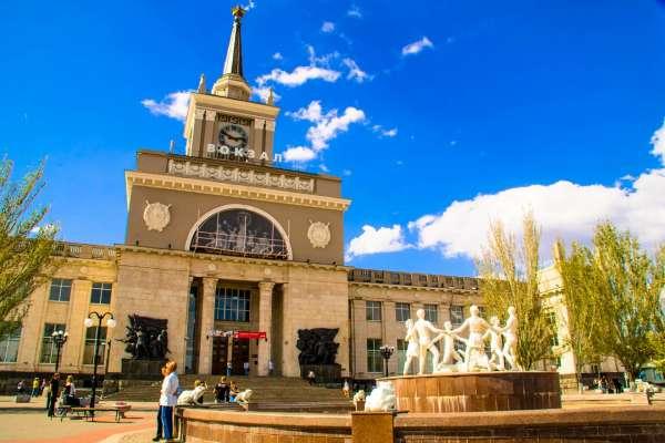 На железнодорожном вокзале Волгограда открылся бизнес-зал