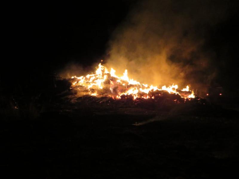 Нетрезвый волгоградец устроил пожар у соседки