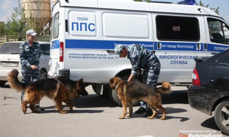 Волгоградские суды срочно эвакуировали