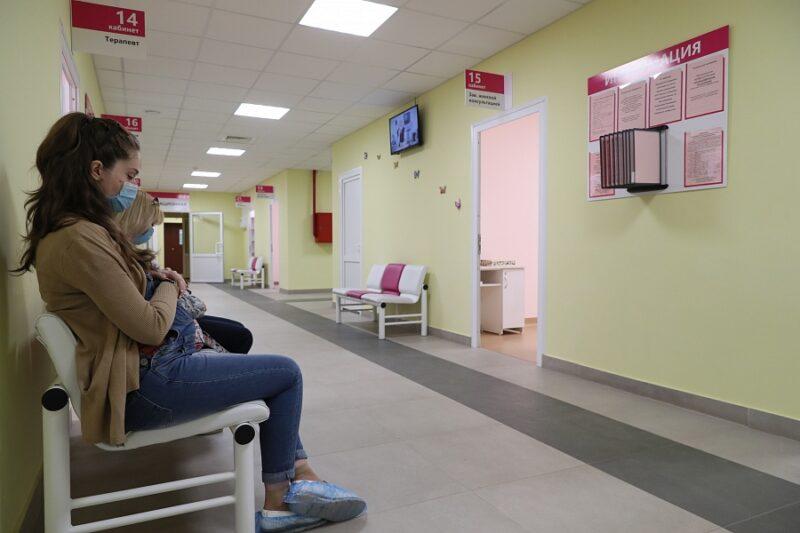 Все волгоградские женские консультации ждет масштабная модернизация
