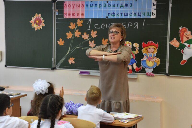 Роспотребнадзор озвучил требования к организации рабочего места ученика в классе