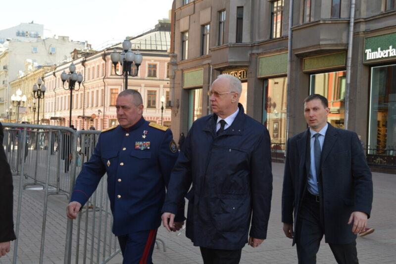 Бастрыкину доложили о ходе расследования смертельной коммунальной аварии в Волжском