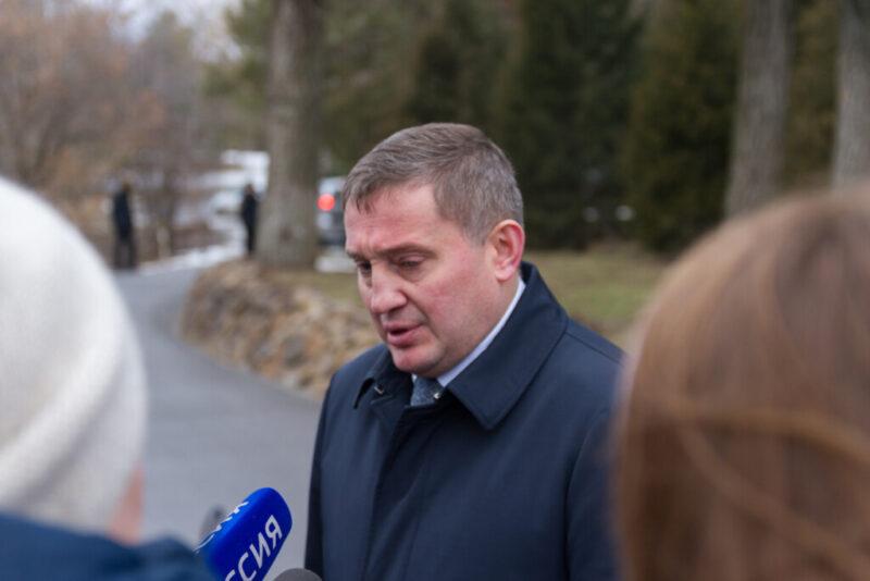 Андрея Бочарова поддержал Патриарх Кирилл