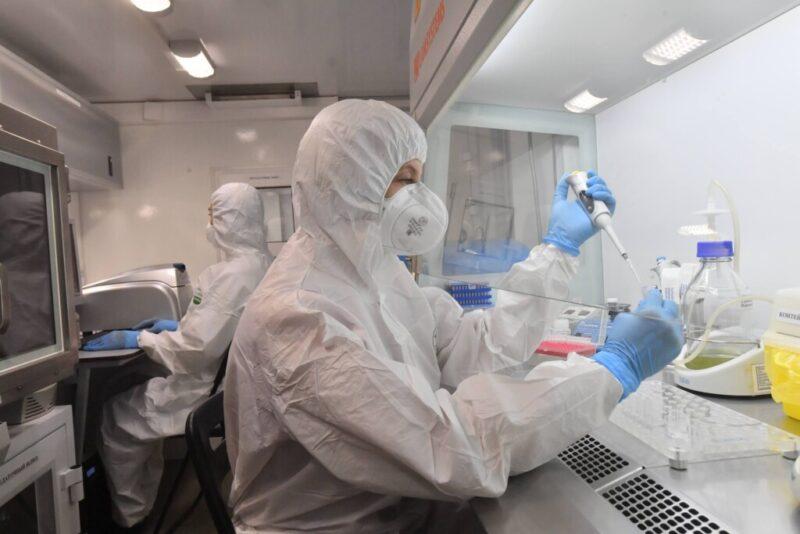 Роспотребнадзор отчитался о ситуации с коронавирусом в Волгоградской области