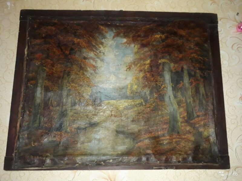 В Волгограде выставлена на продажу картина за 100 миллионов