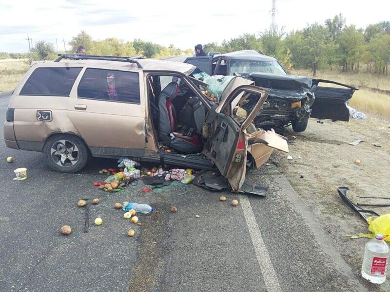 29-летний водитель погиб на трассе «Волгоград-Сальск»