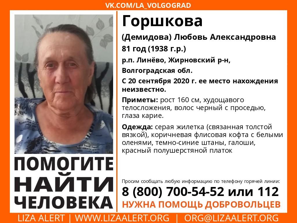 Под Волгоградом уже неделю ищут 80-летнюю пенсионерку