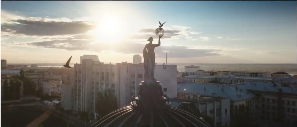 Видео о Волгоградской области участвует во всероссийском конкурсе