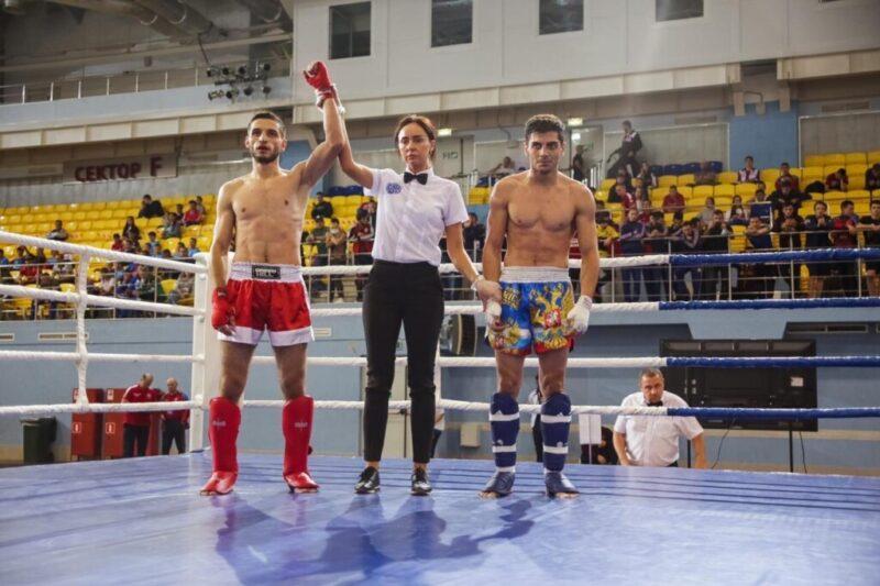 Волгоградские кикбоксеры показали отличный результат на чемпионате России
