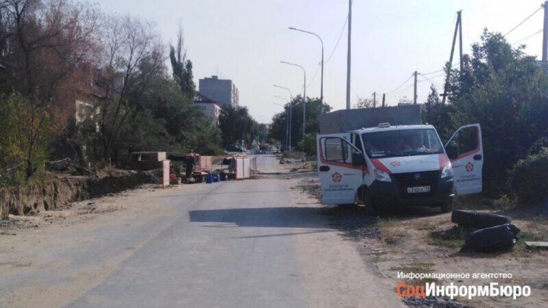 На пути горячей воды к домам жителей Кировского района стал засор из грязных памперсов